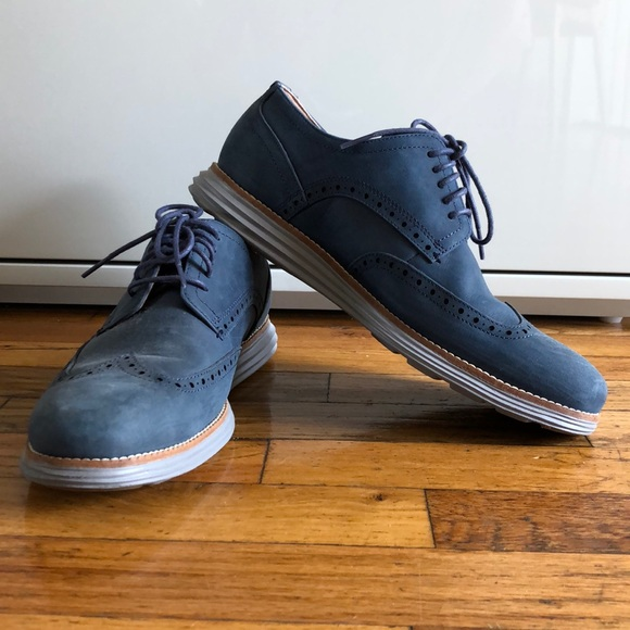 Cole Haan Shoes | Cole Haan Mens Blue